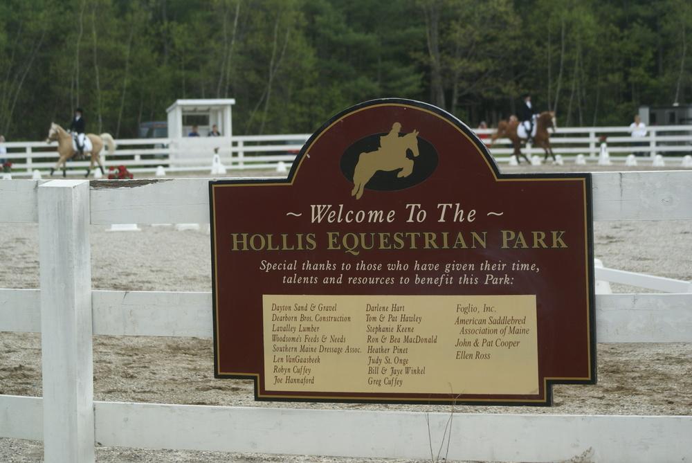 Hollis Equestrian Park